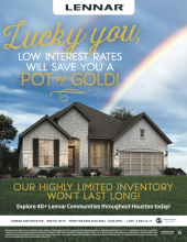 Lennar March Promotion